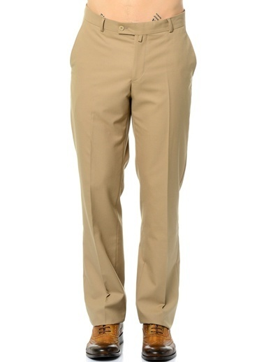 Men Club Pantolon Bej